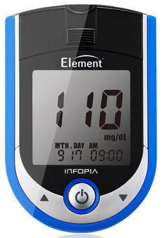 Infopia Glucose Meters