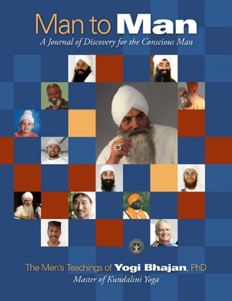Man to Man: The Men's Teachings of Yogi Bhajan
