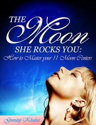 The Moon She Rocks You