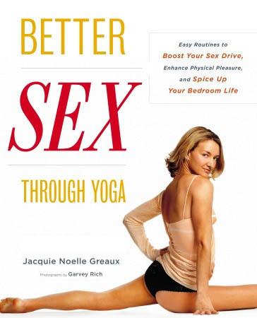 Yoga Books for Sex & Love
