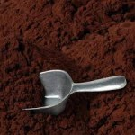 Cocoa Powder nad Dark Chocolate