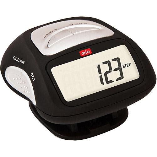 Mio Step 2 Pedometer with Auto Scan FM Radio