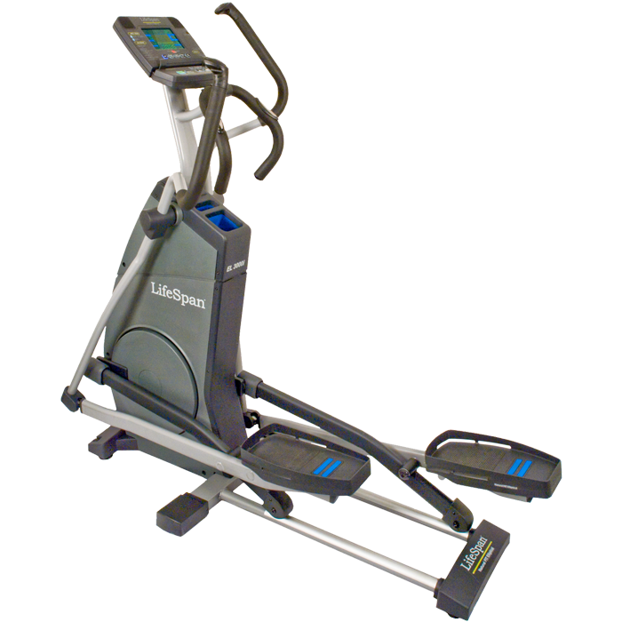 LifeSpan Ellipticals