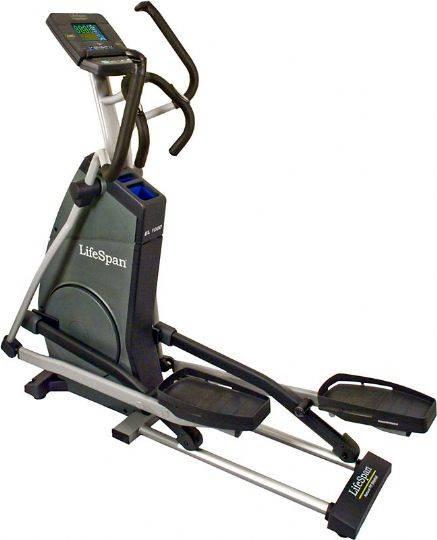 Lifespan EL1000 Elliptical Trainer