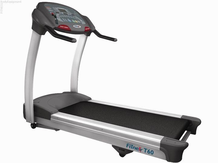 Fitnex T60 HRC Treadmill