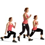 Alternating Switch Lunge