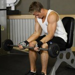 Barbell Forearm Wrist Curl