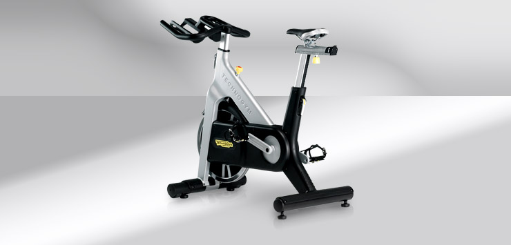 Technogym Group Cycle Belt Drive Exercise Bike
