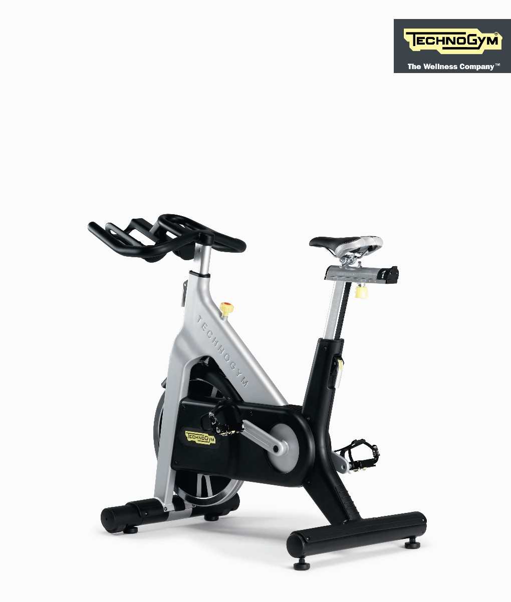 Technogym Group Cycle Chain + Wireless Exercise Bike