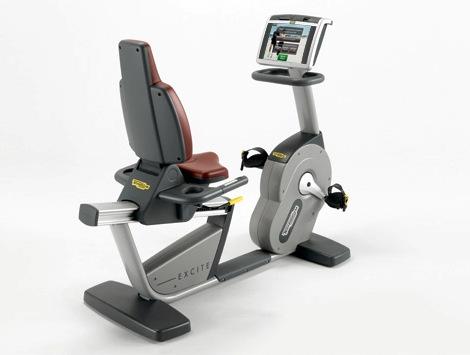 Technogym Recline 500SP Exercise Bike