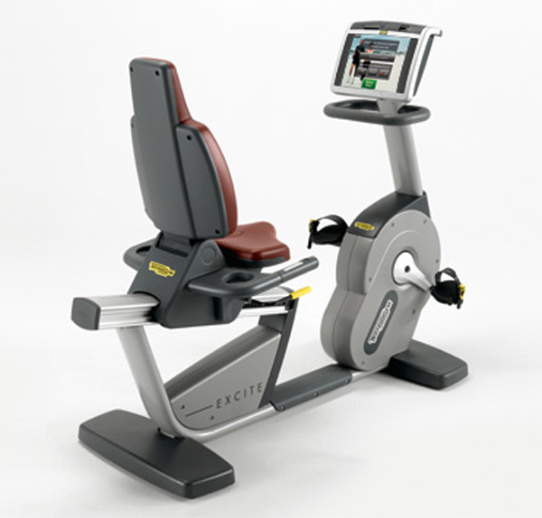 Technogym Recline 700 Exercise Bike