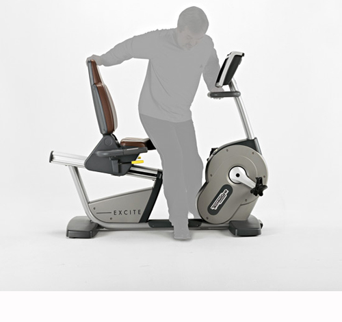 Technogym Recline 700SP Exercise Bike