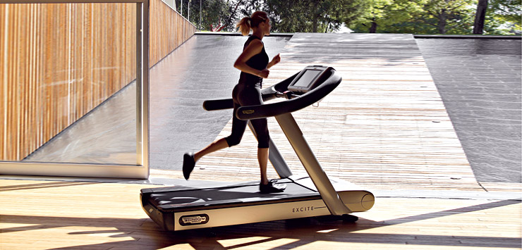 Technogym Run MD Inclusive 700 MD Treadmill