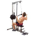 Lat Pull-Downs