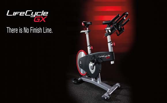 LifeCycle GX Exercise Bike