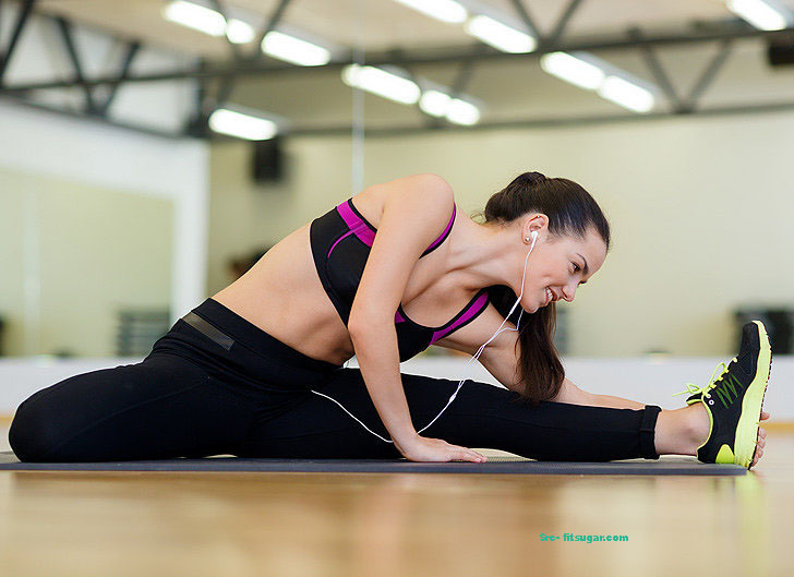 Stretching Exercise For women