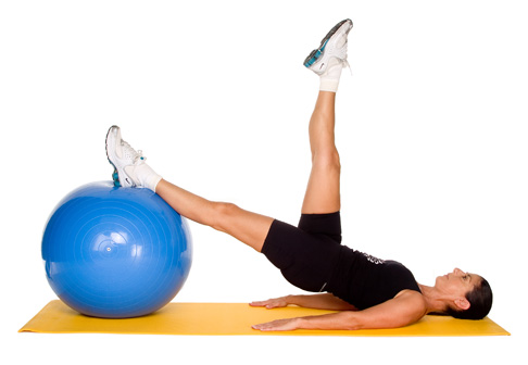 Best Exercise Ball Workouts