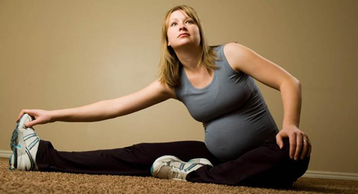 Вреден ли бег для беременных 43