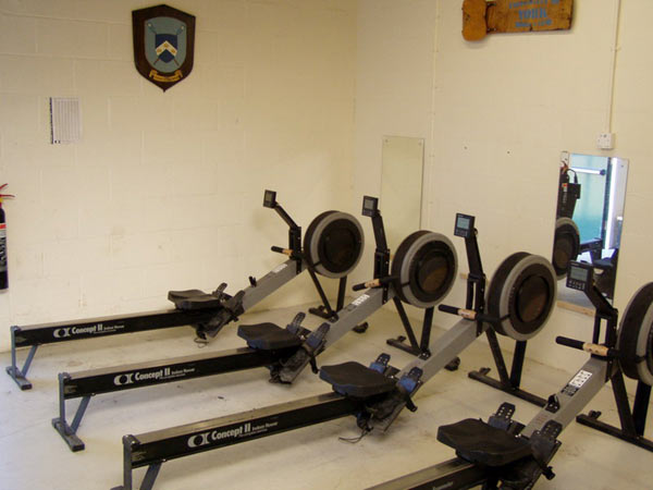 Concept 2 Model Rowing Machine