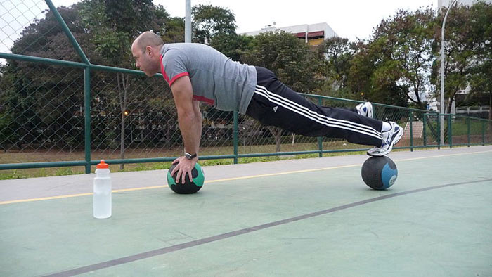 Medicine Ball & Exercises