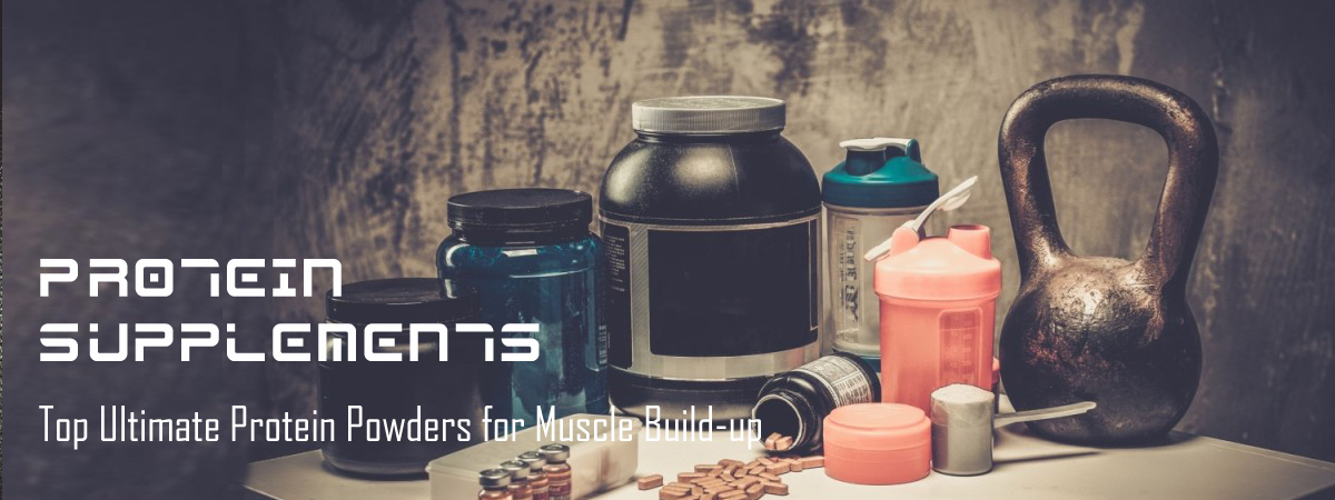 Top Protein Powders for Muscle Build-up