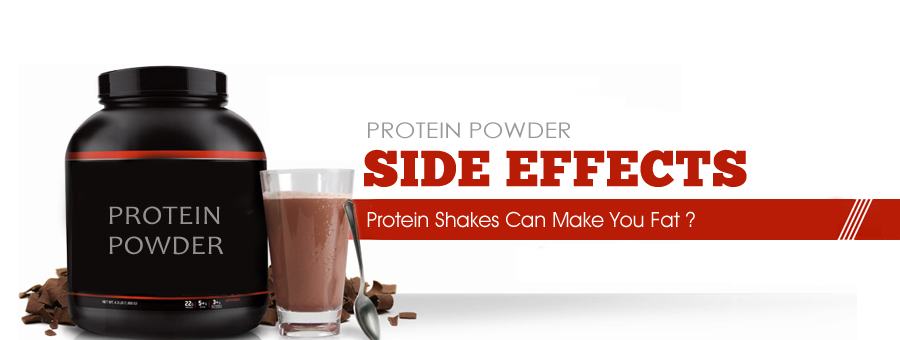 protein shakes can make you fat