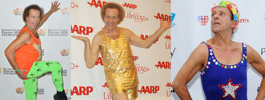 Fitness Guru Richard Simmons